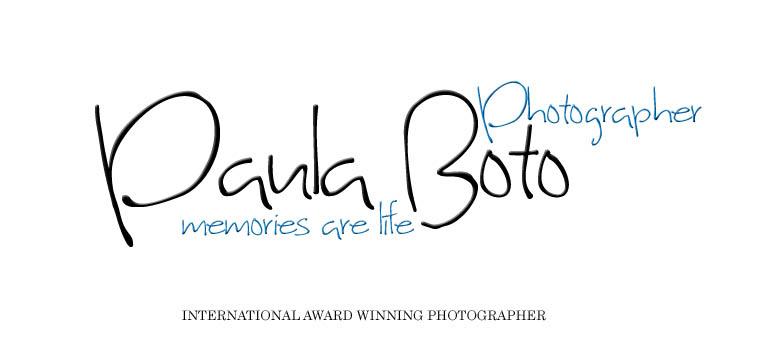 Paula Boto – Fotografo de Bodas logo